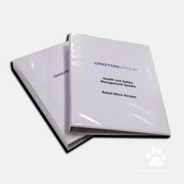 Folder assembling