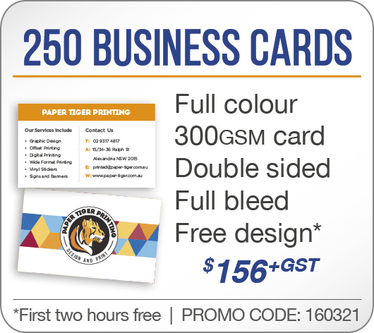 250 Business Card